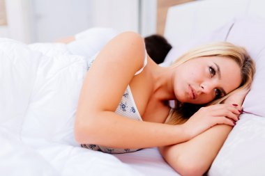 Relationship problems affecting sexual life
