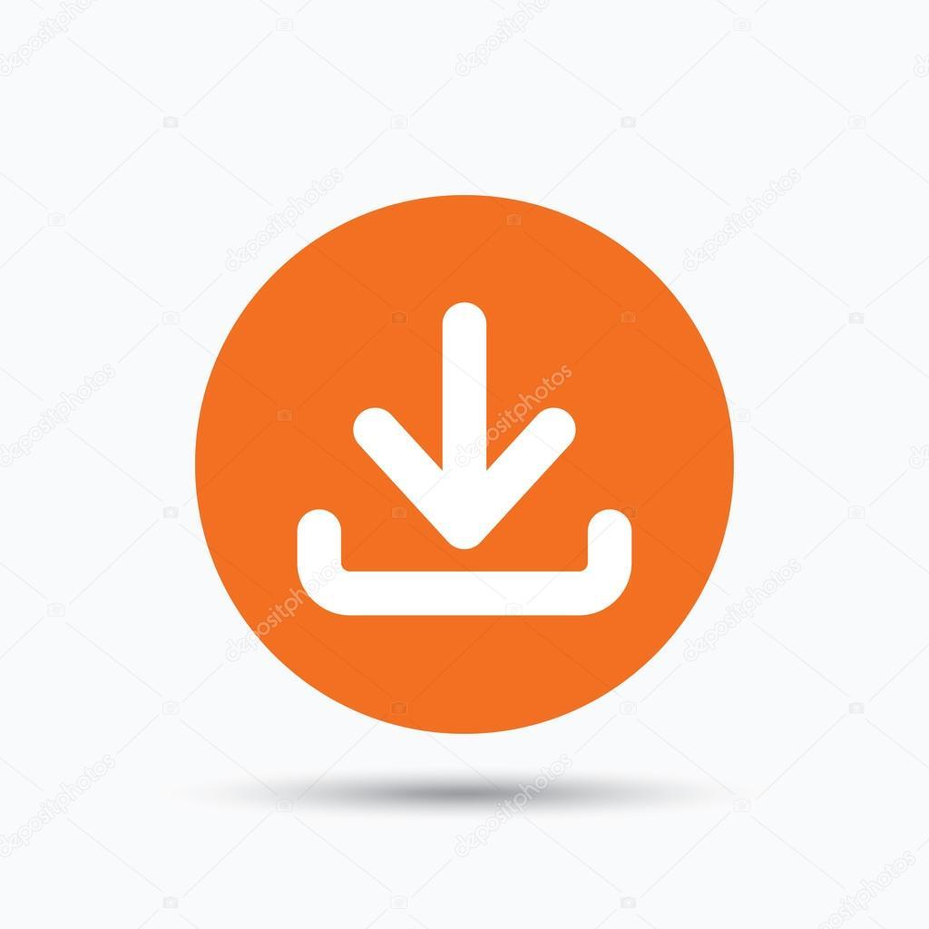 b873b0dec4053 Descargar icono. Carga señal de datos de internet — Vector de stock