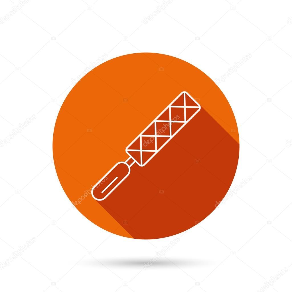 Tischler Zeichen datei symbol tischler ausrüstung zeichen stockvektor tanyastock