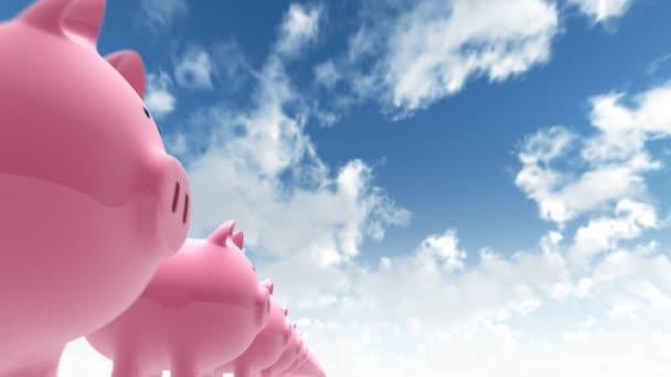 Heer der Sparschweine