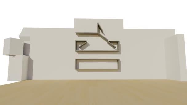 Building Up Modern Living Room