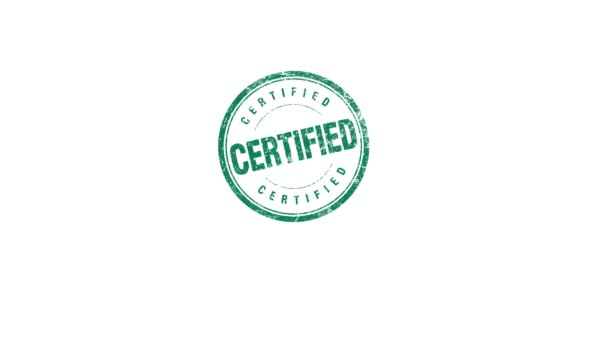 ruční lisy certifikovaný razítka