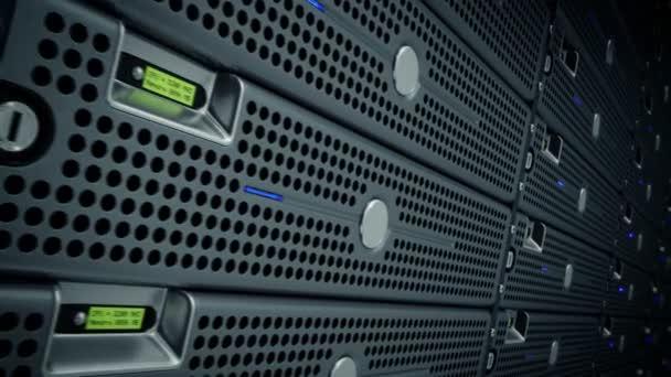 Rack-Server im Rechenzentrum