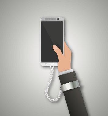 Modern phone addiction