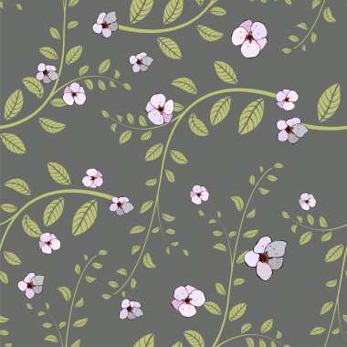 sacura flower pattern