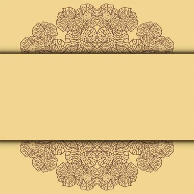 greeting card, invitation card and background
