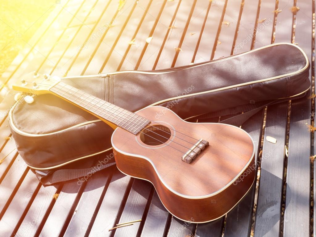 Ukulele guitar 3