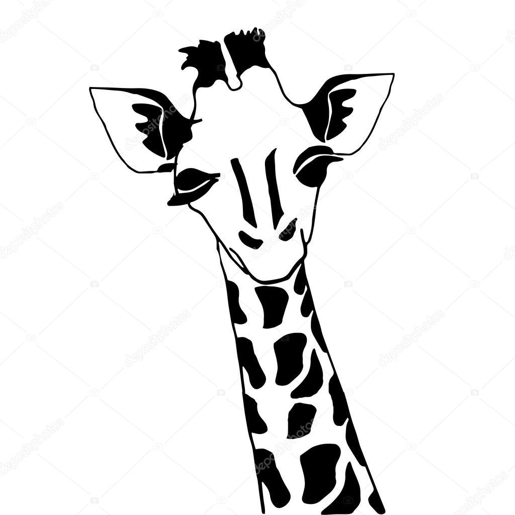 En Iyi 100 Zürafa Kafası Boyama Yazdırılabilir Boyama Sayfaları