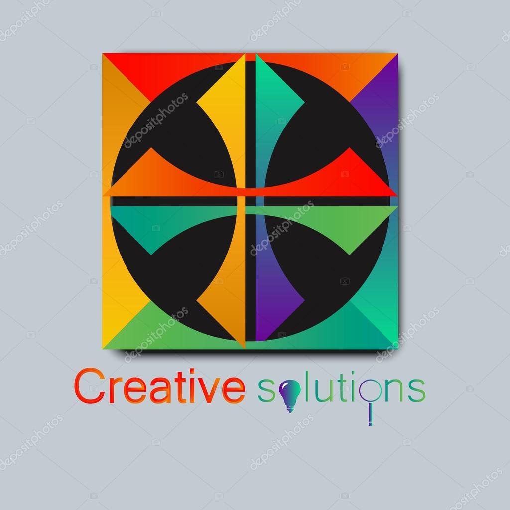 Alta calidad original moda vector Logo empresarial — Archivo ...
