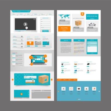 Huge Website Elements Collection