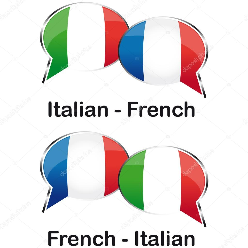 Translator Italian: Italian French Translator Cloud