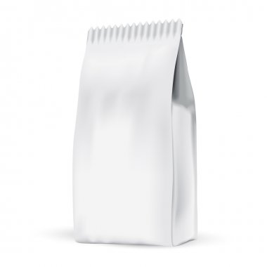 White Bag Packaging For Food