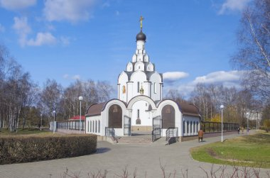 Minsk: orthodox church of an icon of the Mother of God