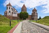 Fotografia Storia di Europa, Bielorussia,: complesso del Castello di Mir