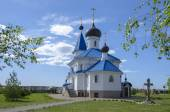 Belarus, Minsk: Orthodox St. Nicholas Church.