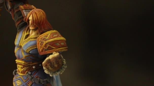 3D nyomtatási technológia: Dolly körül egy 3D-s nyomtatott karakter körül