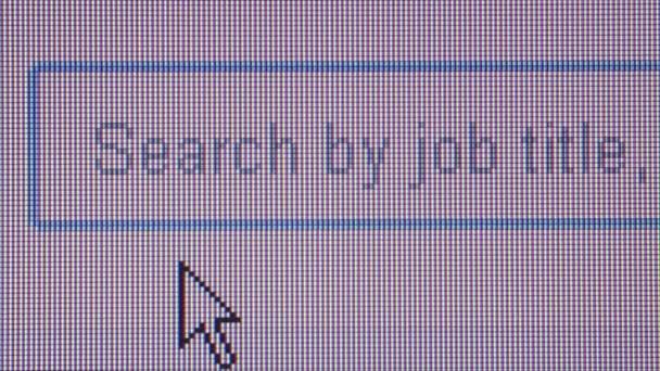 ONLINE JOB HUNTING: Macro ECU User Types Career Change