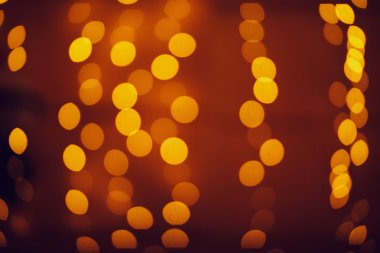 Abstract defocused lights