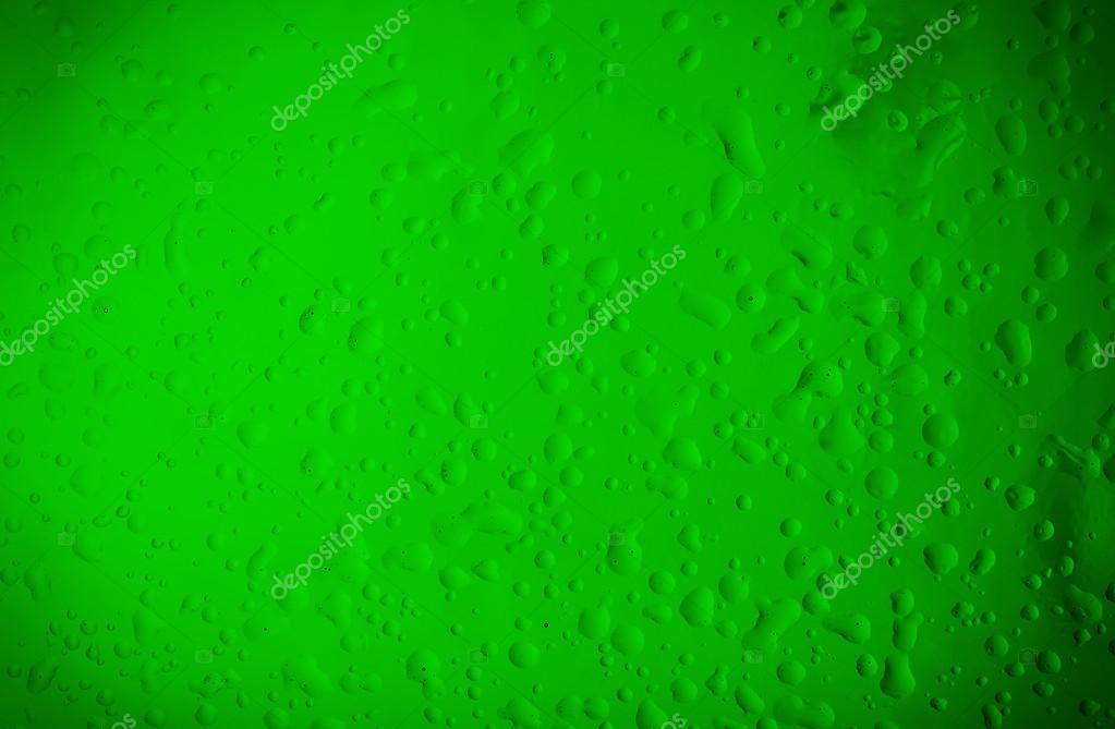 Fotografie Texture Verde Bottiglia Gocce Di Acqua Di Texture Sul