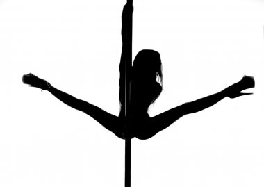 girl pole dance