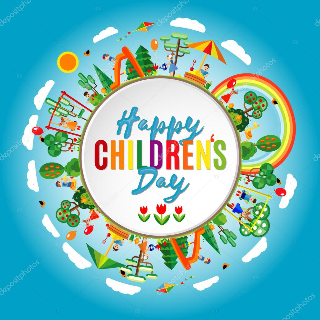 ecua universal childrens day - HD1300×1390