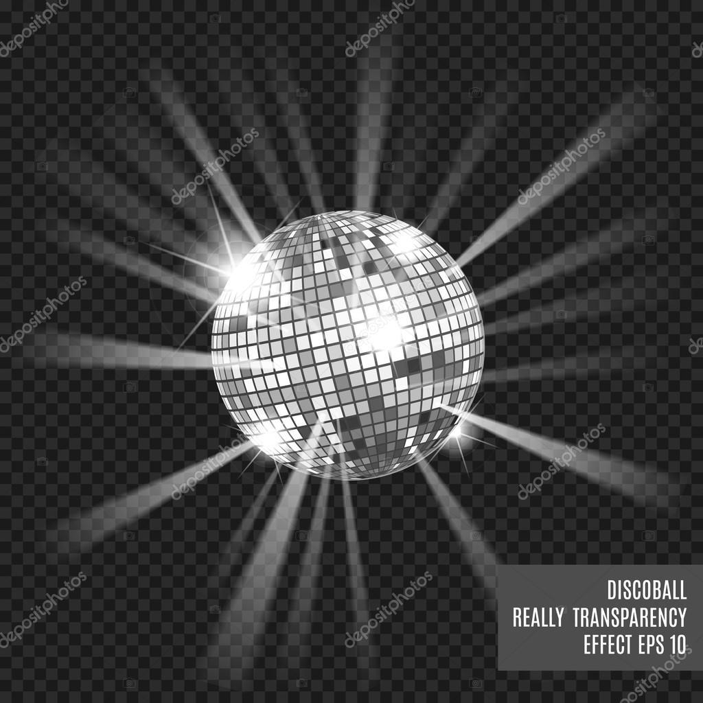 disco bal disco achtergrond stockvector leezarius 117327070