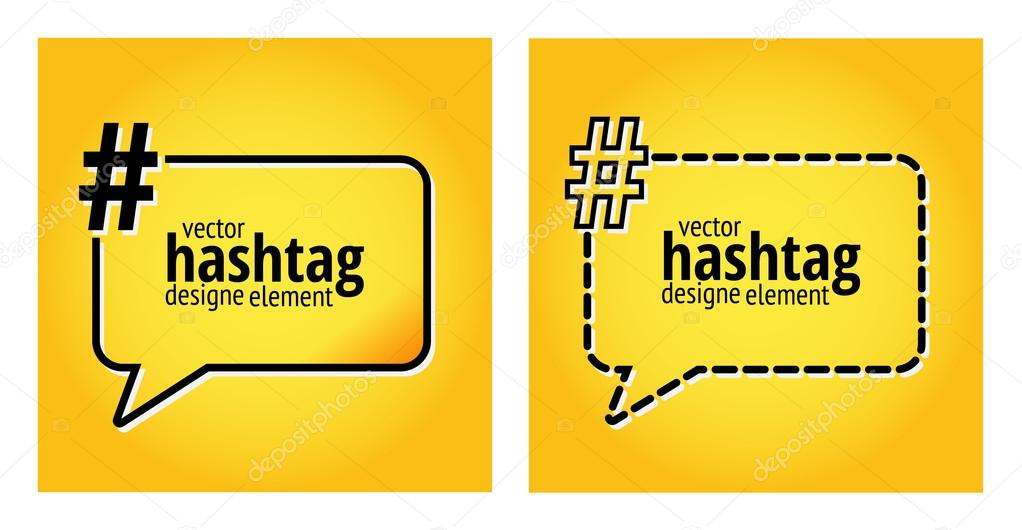 hashtag template quote bubble print design quote form template