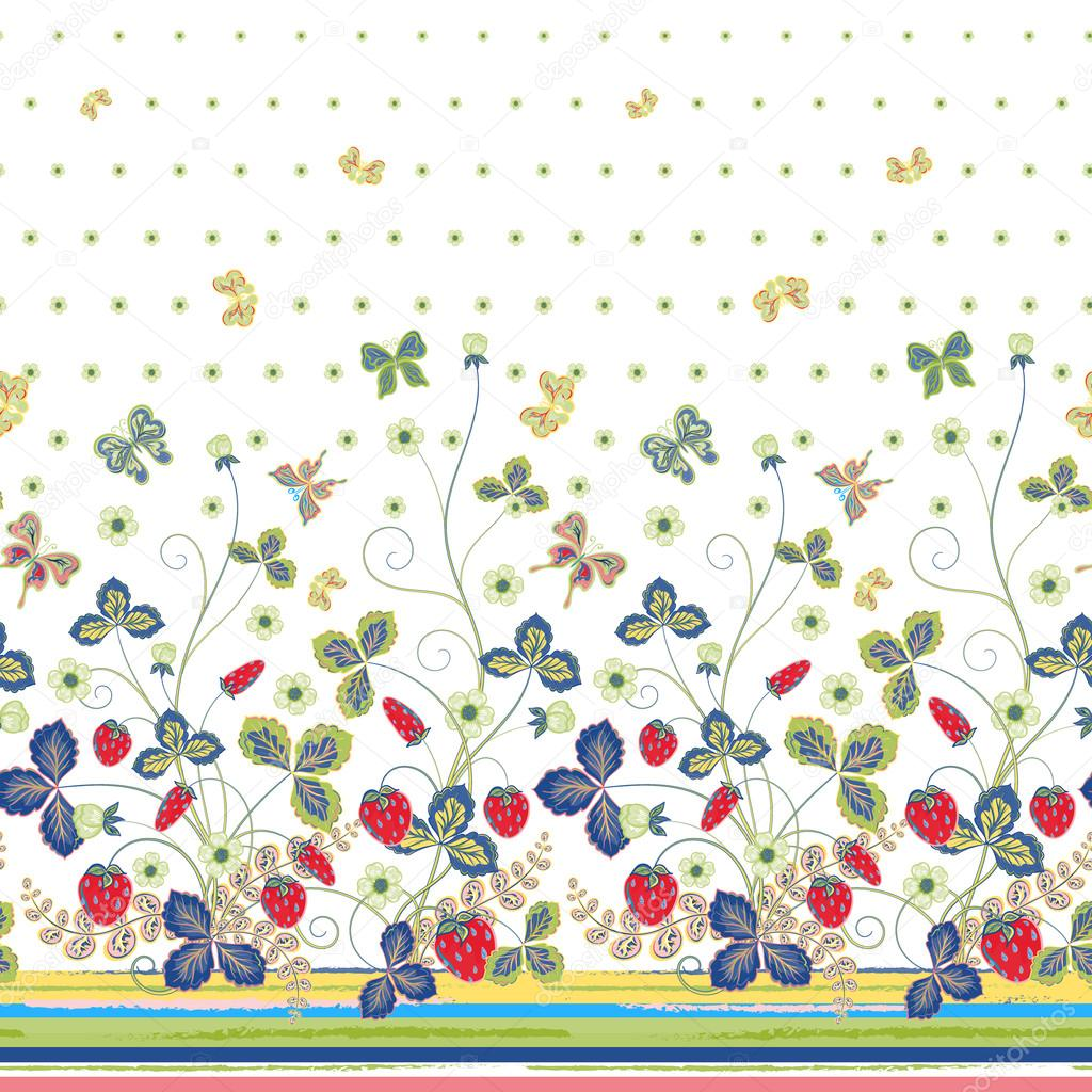 Wallpapers pattern fills web page backgrounds surface textures - Vertical Seamless Pattern Can Be Used For Wallpapers Pattern Fills Web Page Backgrounds Surface Textures Gorgeous Vector Retro Background Vector By