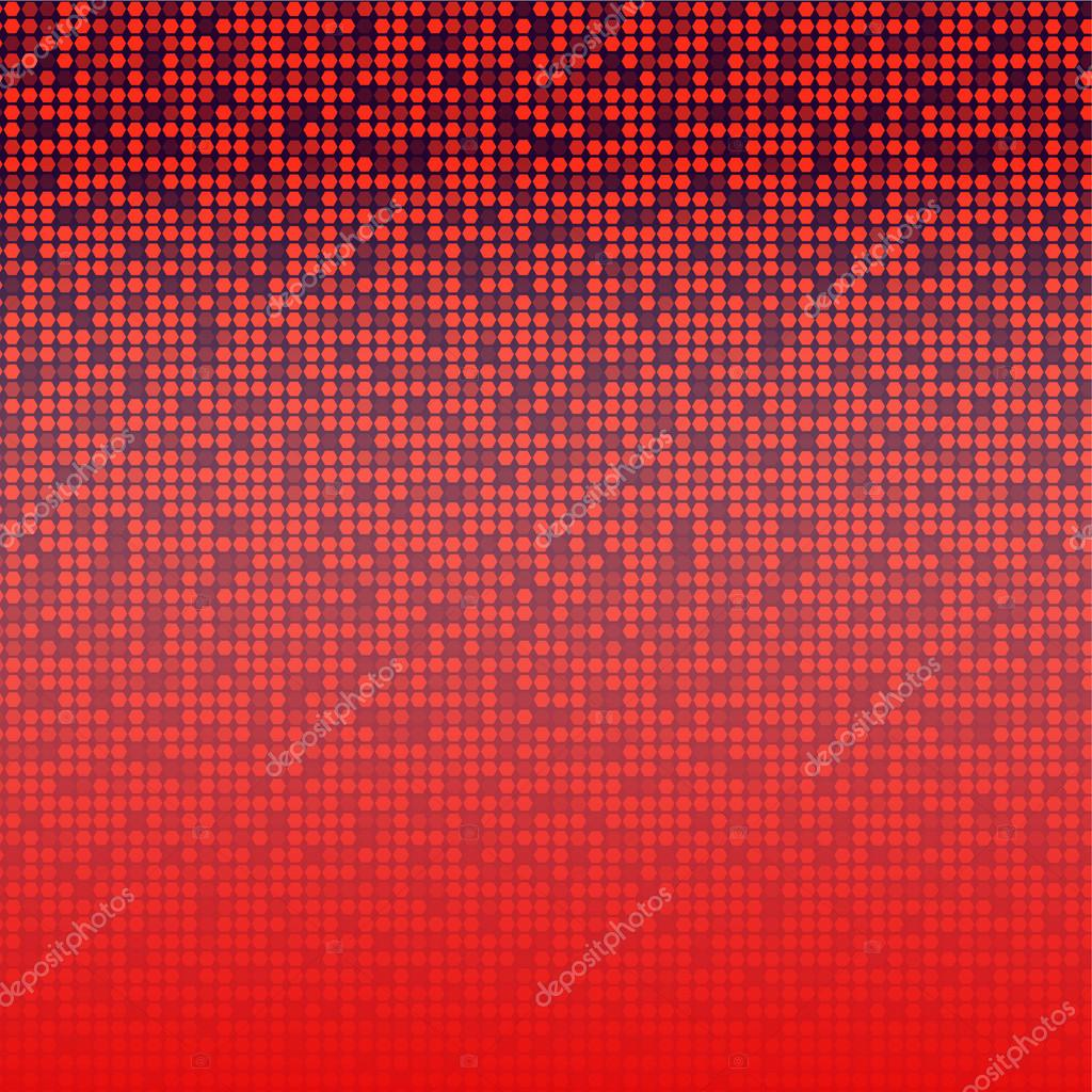 Abstract Red Mosaic Background Stock Vector C Utah778
