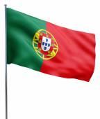 Fényképek Portugália lobogója kép