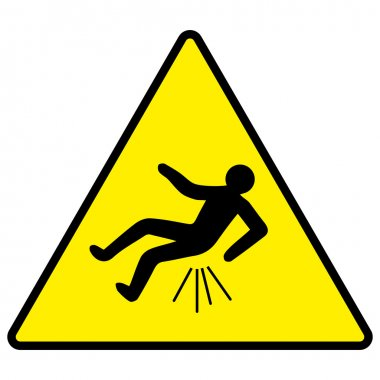 caution you can fall Butthurt