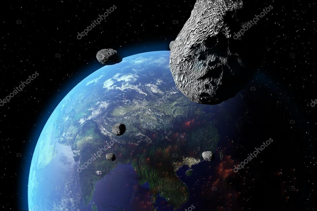 asteroid near earth today - 1068×601