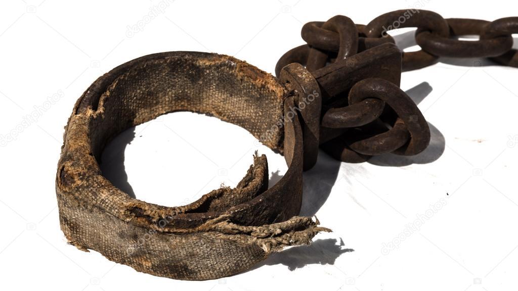 Кандалы и цепи на рабах фото 696-676