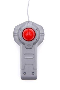 Remote control, close-up