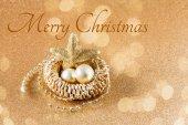 Fotografie Vánoční strom dekorace