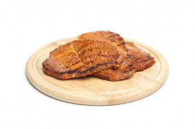FResh grilled steaks