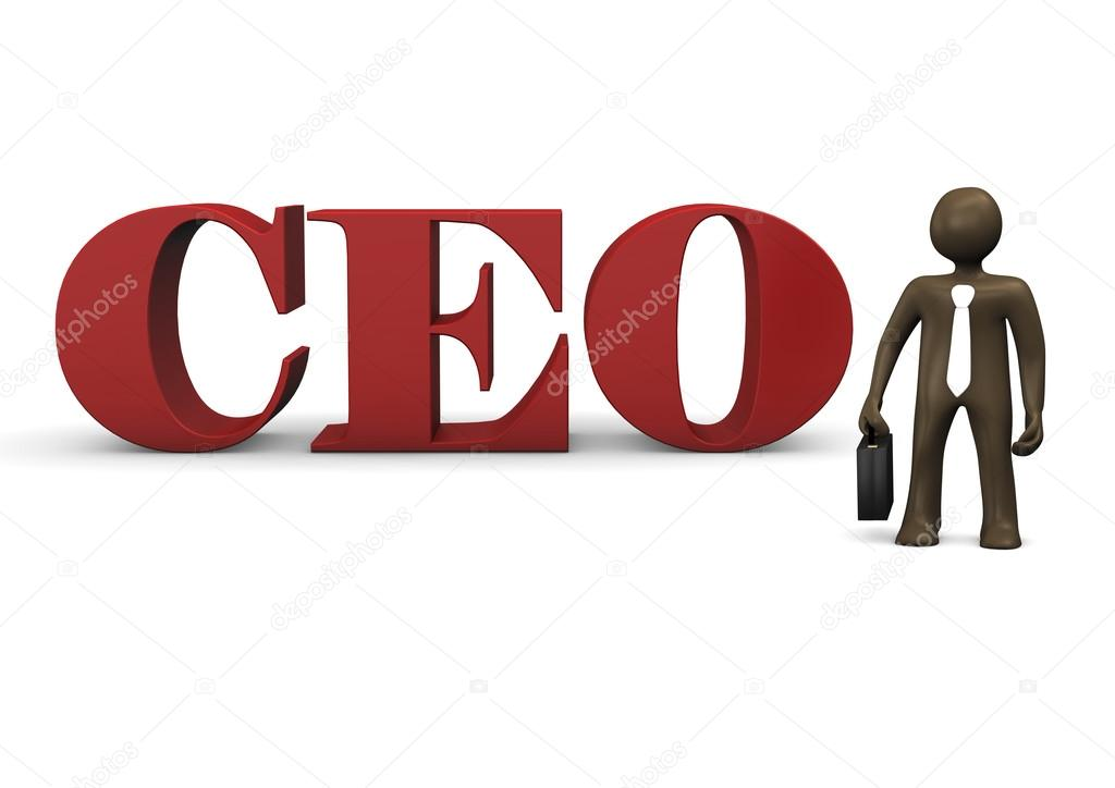 cartoon character, CEO