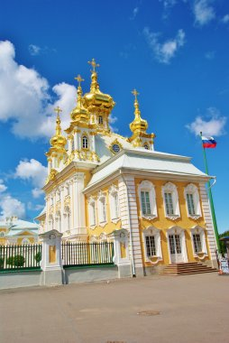 Palace Church of the Grand Palace in Peterhof