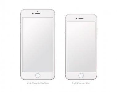 Apple iPhone 6s Plus Silver