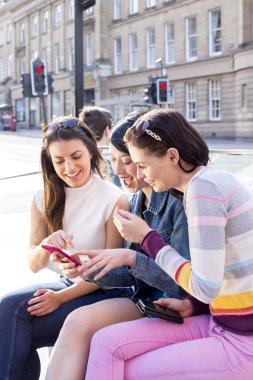 Smartphones in the City