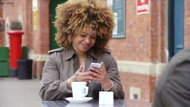 Tea and Texting