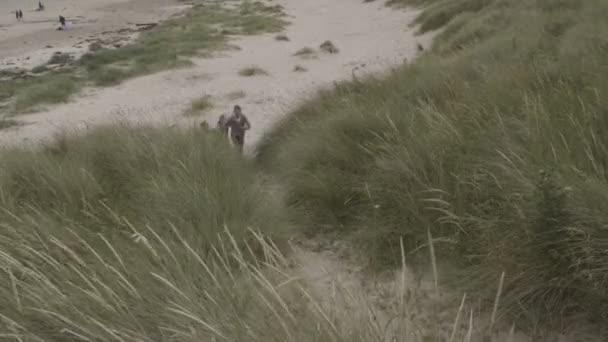 Běží na duny
