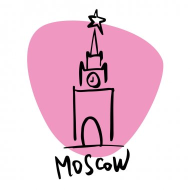 Kremlin Moscow the capital of Russia