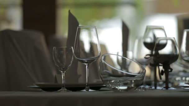 Shoot of an elegant tableware.