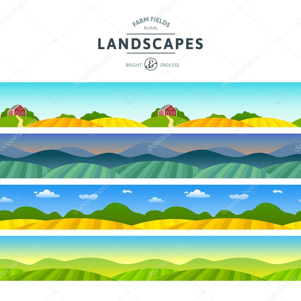 Rural Horizontal Views