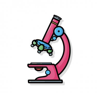 Microscope doodle