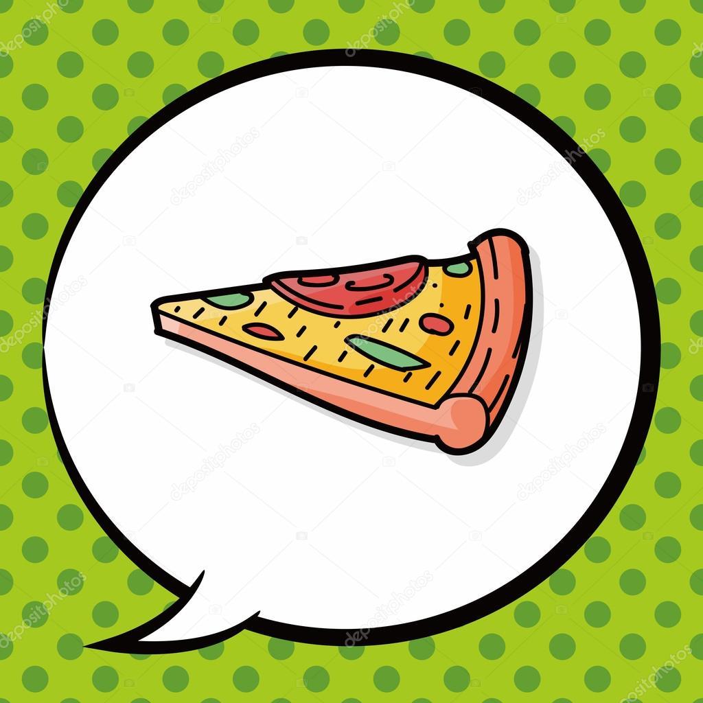 pizza speech