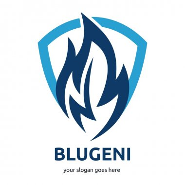 Fire Logo Template