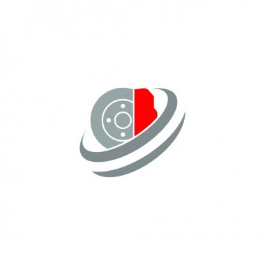 Car Equipment Logo Template