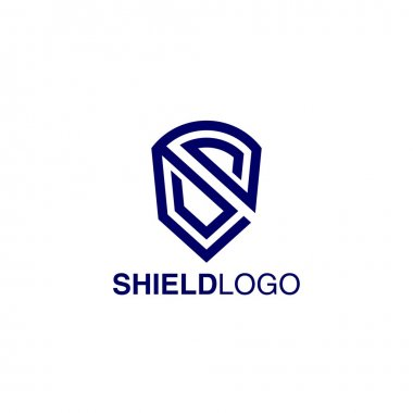 Shield Logo Template